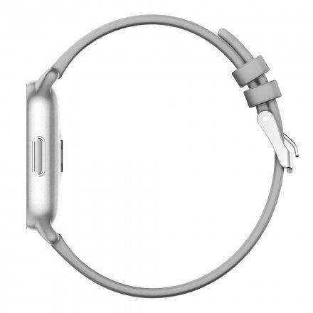 Srebrny smartwatch G.Rossi SW009-1