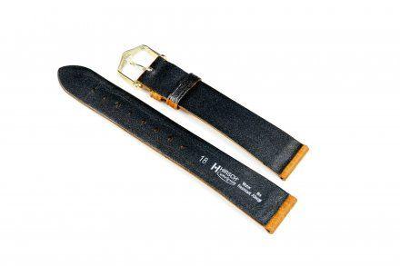 Jasnobrązowy pasek skórzany 14 mm HIRSCH Camelgrain 01009010-1-14 (L)