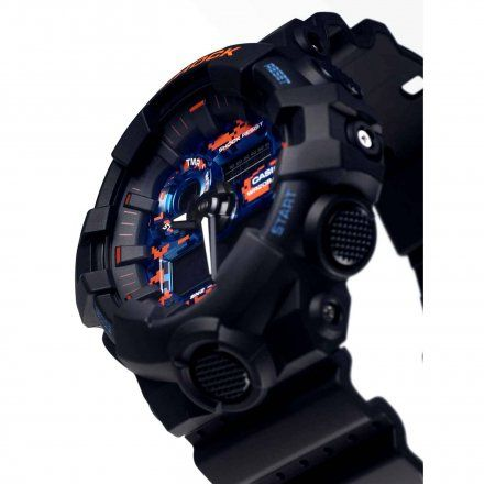 Zegarek Casio GA-700CT-1AER G-Shock GA 700CT 1A