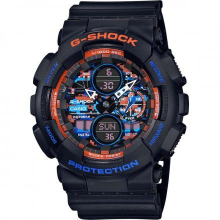 Zegarek Casio GA-140CT-1AER G-Shock GA 140CT 1AER