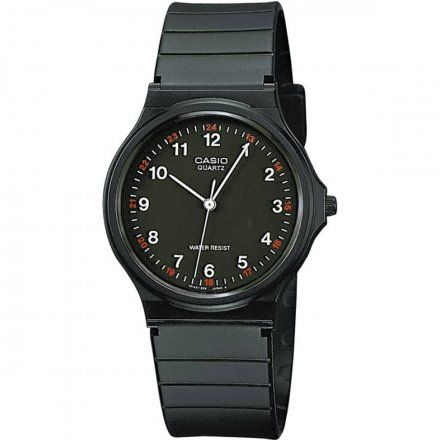 Zegarek Męski Casio MQ-24-1BLLEG Casio MQ 24 1B