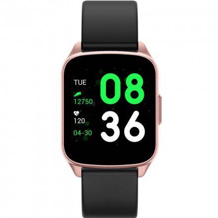 Różowozłoty smartwatch Gino Rossi SW009-6