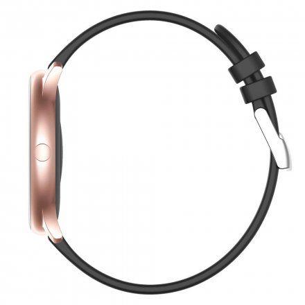 Różowozłoty smartwatch Gino Rossi SW010-6