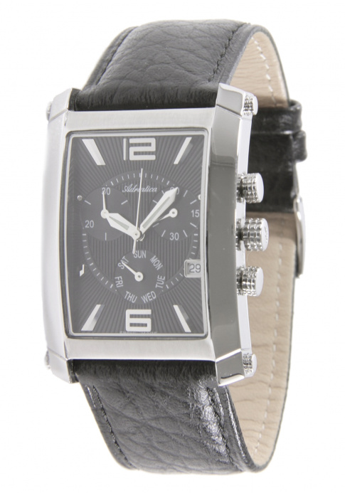 adriatica zegarek męski prostokatny