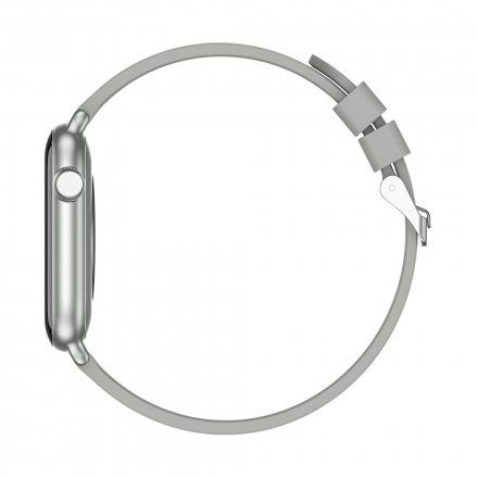 Czarny smartwatch Gino Rossi SW013-2