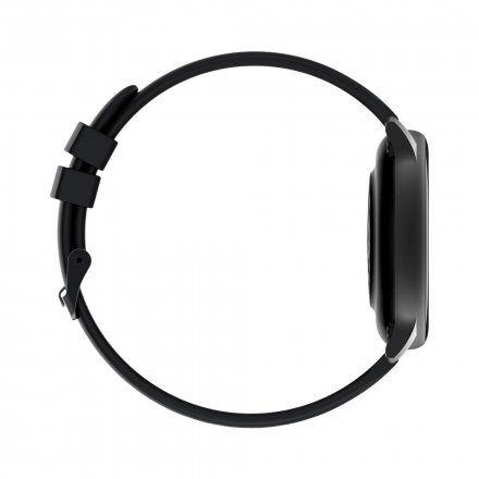 Czarny smartwatch G.Rossi SW015-1
