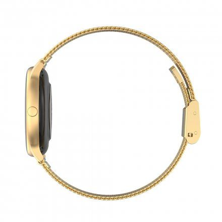 Złoty smartwatch Gino Rossi SW015-5