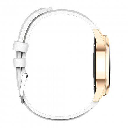 Złoty smartwatch damski G.Rossi SW017-2