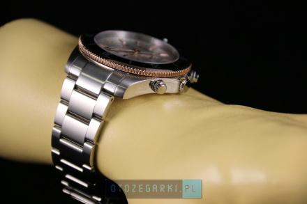 Zegarek Męski Adriatica A1139.R113CH - Chronograf Swiss Made
