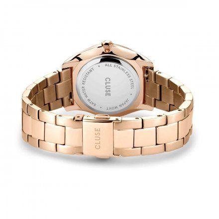 Zegarek damski Cluse Féroce Petite różowozłoty CW11201