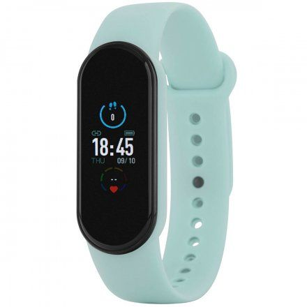 Błękitna opaska sportowa Smartband Marea B57007/5