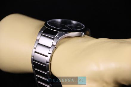 Zegarek Męski Adriatica na bransolecie A1145.4114Q - Zegarek Kwarcowy Swiss Made