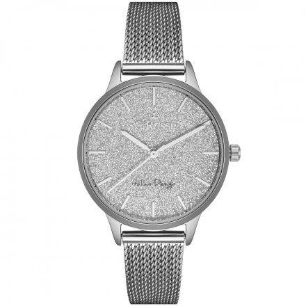 Zegarek damski G.Rossi srebrny z bransoletką G.R12082B-3C1
