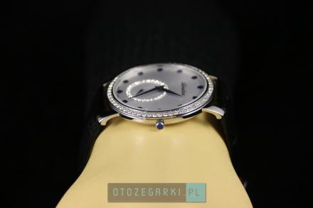Zegarek Męski Adriatica na Pasku A1262.52B3QZ - Swarovski Zegarek Swiss Made