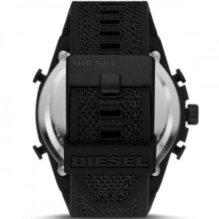 Diesel DZ4548 Zegarek Męski Na Pasku Z Kolekcji Mega Chief