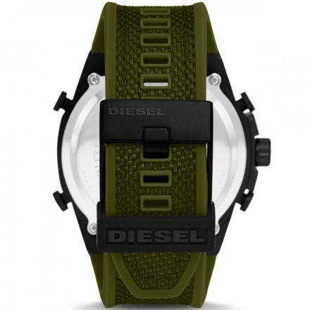 Diesel DZ4549 Zegarek Męski Na Pasku Z Kolekcji Mega Chief