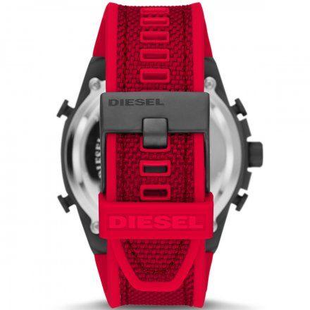 Diesel DZ4551 Zegarek Męski Na Pasku Z Kolekcji Mega Chief