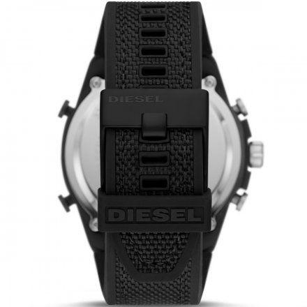 Diesel DZ4552 Zegarek Męski Na Pasku Z Kolekcji Mega Chief