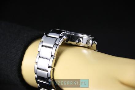 Zegarek Damski Adriatica na bransolecie A3811.51B3CH - Chronograf Swiss Made