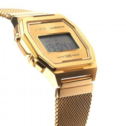 Zegarek Casio A1000MG-9EF Casio Vintage w stylu Retro A1000MG 9EF