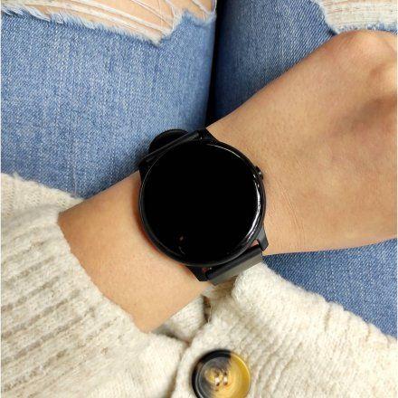 Smartwatch Pacific 25-1 Czarny Puls Kroki