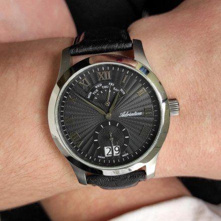 Zegarek Męski Adriatica na Pasku A8139.5234QF - Zegarek Kwarcowy Swiss Made