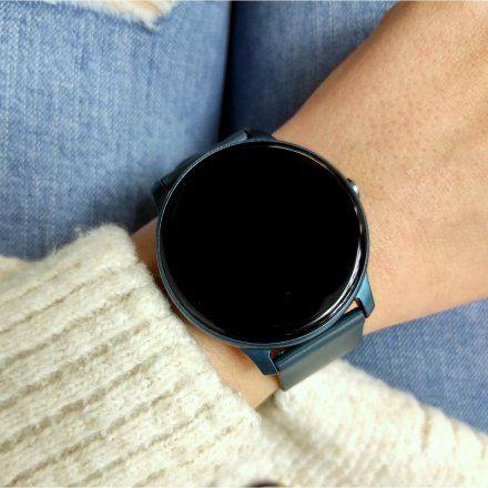 Smartwatch Pacific 25-2 Granatowy Puls Kroki