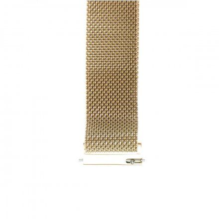Bransoleta różowozłota do smartwatcha G.Rossi SW017 18 mm