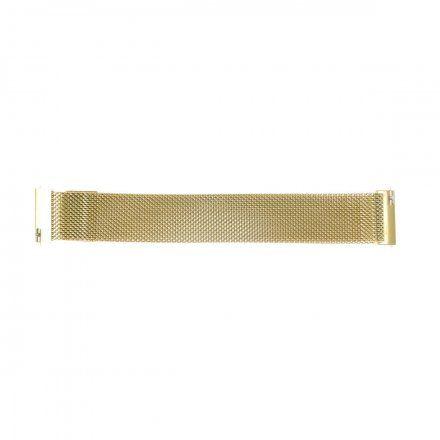 Bransoleta złota do smartwatcha G.Rossi SW017 18 mm