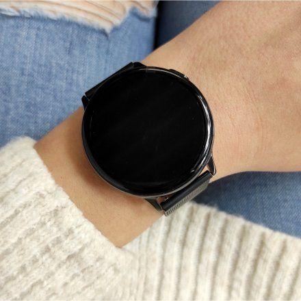 Smartwatch Pacific 24-13 Czarny Puls Kroki