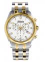 Zegarek Męski Adriatica na bransolecie A8204.2123CH - Chronograf Swiss Made