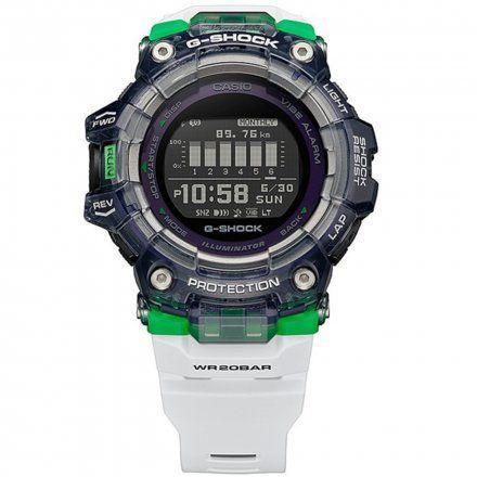 Zegarek Casio GBD-100SM-1A7ER G-Shock G-SQUAD GBD 100SM 7A1ER