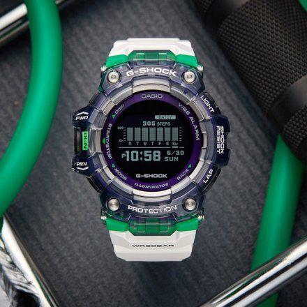 Zegarek Casio GBD-100SM-7A1ER G-Shock G-SQUAD GBD 100SM 7A1ER