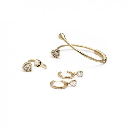 Bransoletka Melano Twisted Telma 5007 Różowe złoto