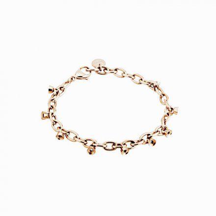 Bransoletka Melano Twisted Trish 9 5559 Różowe złoto