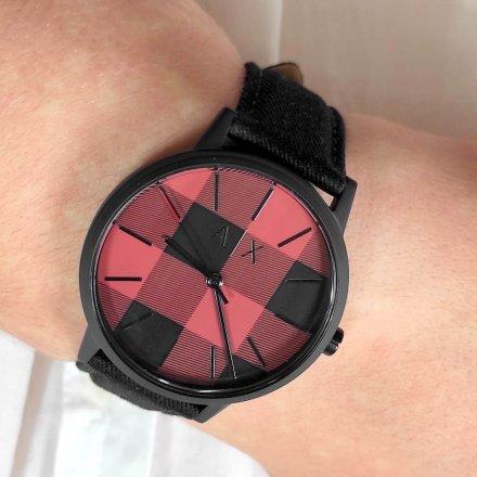 AX2728 Armani Exchange Cayde zegarek AX z paskiem