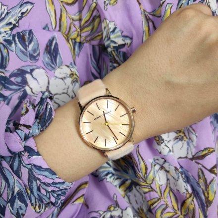AX5569 Armani Exchange LOLA zegarek AX z bransoletą