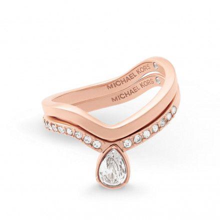 Biżuteria Michael Kors - Pierścionek MKJ7126791 r. 11