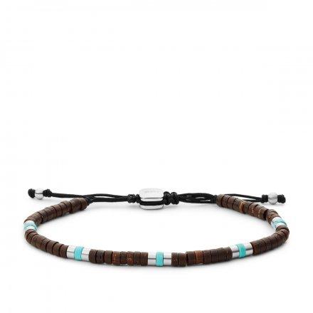 Biżuteria FOSSIL - Bransoletka Męska JF03705040