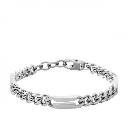 Biżuteria FOSSIL - Bransoletka Męska JF03722040