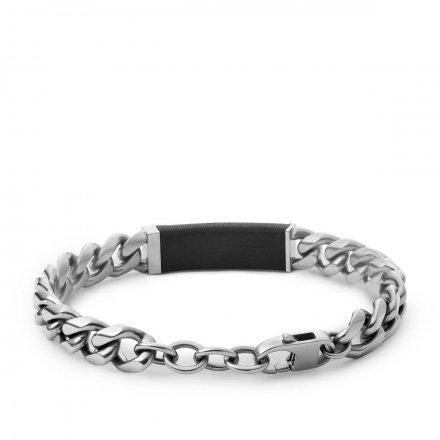 Biżuteria FOSSIL - Bransoletka Męska JF03724040