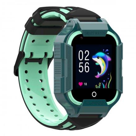 Smartwatch Garett Kids Bloom 4G RT Zielony