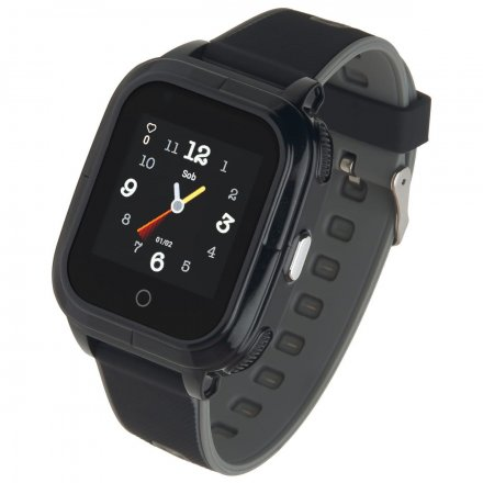 Smartwatch Garett Kids Craft 4G RT Czarny