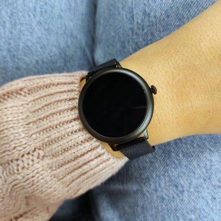 Smartwatch Garett Lady Julia RT czarny z bransoletą