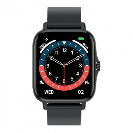 Smartwatch Garett Sport Mode PRO RT czarny z paskiem