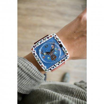 Ramka S.T.A.M.P.S. Full Metal Jack Diamond White Colorful 102294 0225