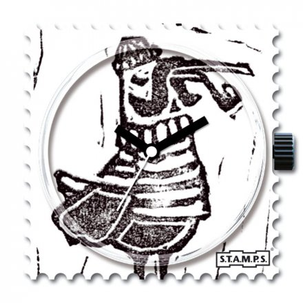 Zegarek S.T.A.M.P.S. Monsieur Claude 105914