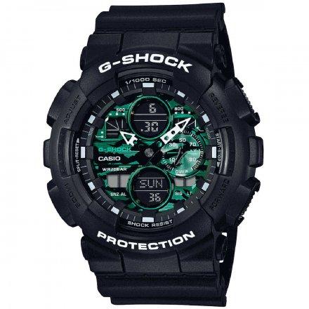 Zegarek Casio GA-140MG-1AER G-Shock GA 140MG 1A
