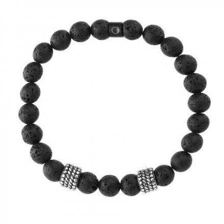 Biżuteria Manoki z naturalnego kamienia bransoletka męska BA864B