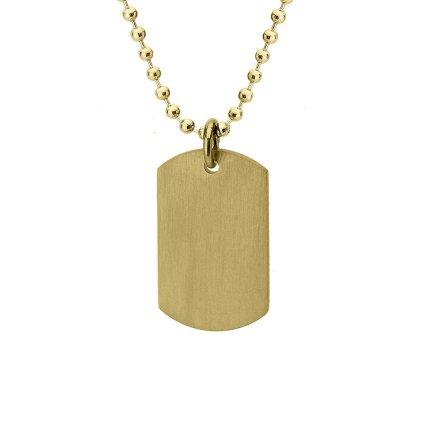 Biżuteria Manoki Naszyjnik męski WA551GM